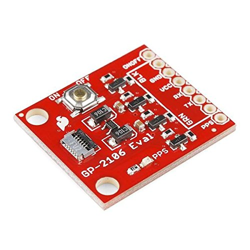GPS-10995 SparkFun GPS Evaluation Board - GP-2106 / UK STOCK