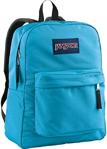 JanSport Superbreak 25L Backpack Mammoth Blue, One Size