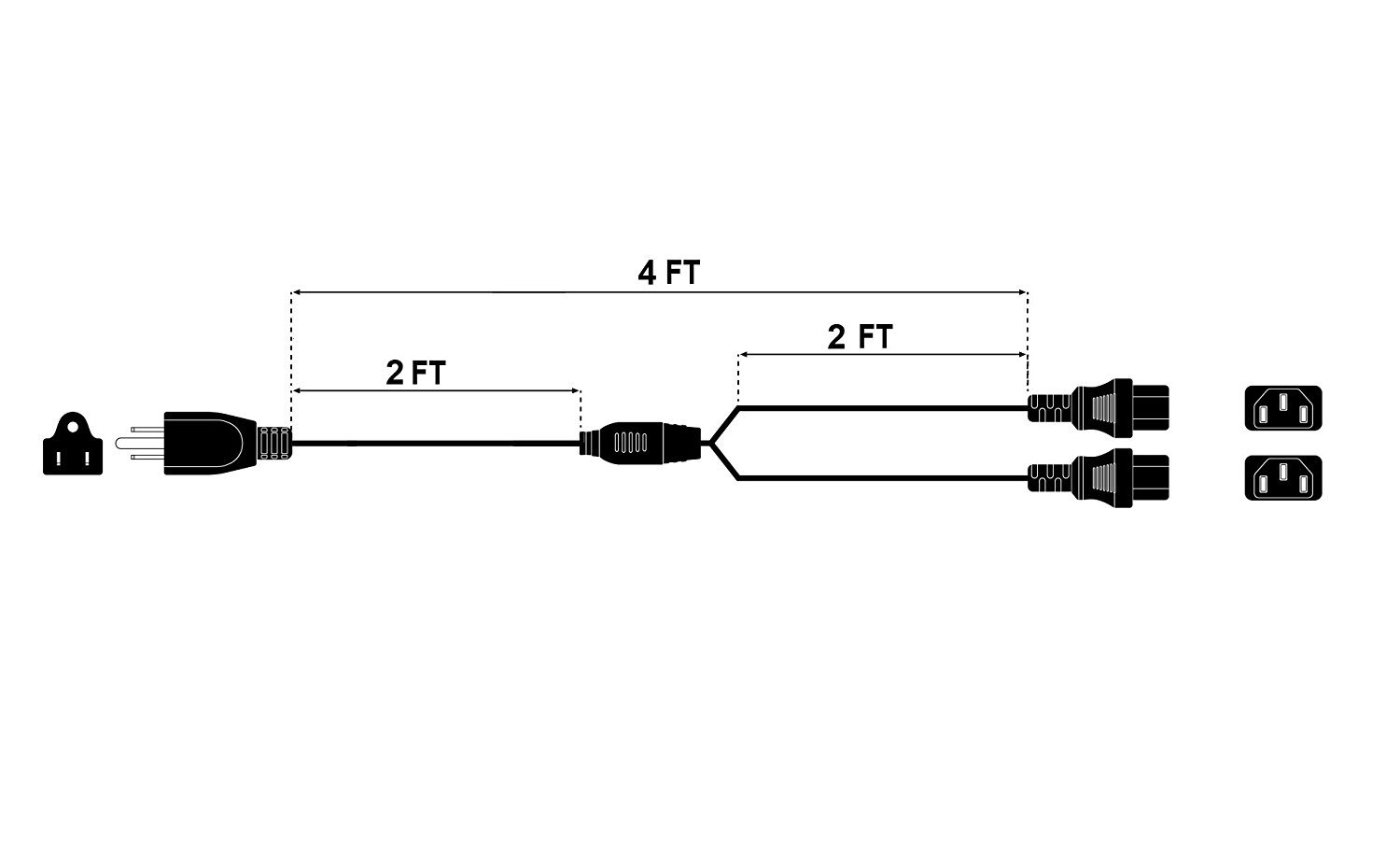wiring diagram for a iec 320 c14 switch iec connector