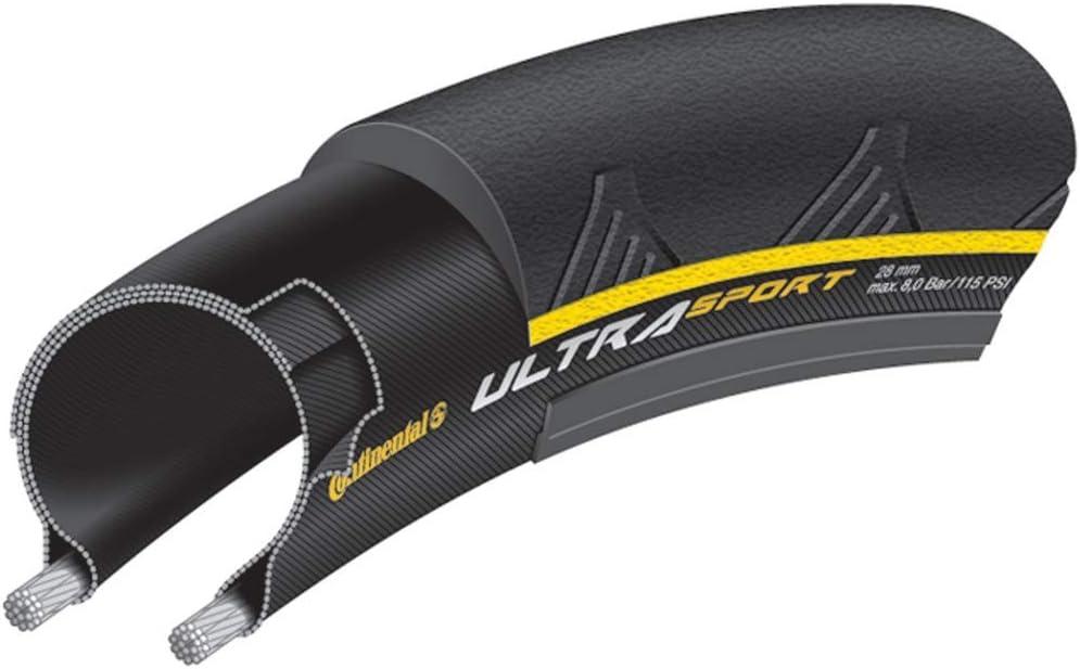 Continental Fahrrad Reifen Ultra Sport II //// alle Gr/ö/ßen Farben