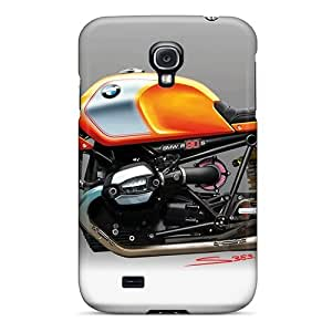 New Style GAwilliam 2013 Bmw Concept Ninety Premium Tpu Cover Case For Galaxy S4