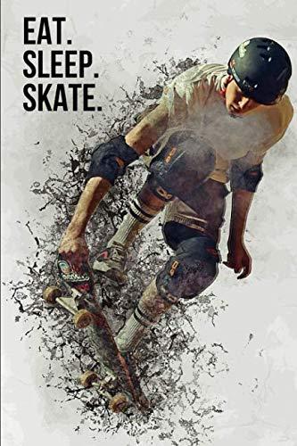 Skateboarding Notebook / Journal 6