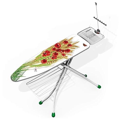 Yuan ironing board Percha de Hierro Grande para el hogar ...