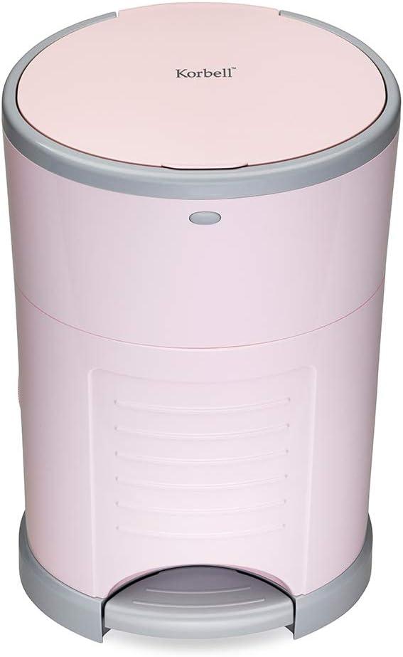 color rosa korbell m250dsp Cubo para pa/ñales 15/L