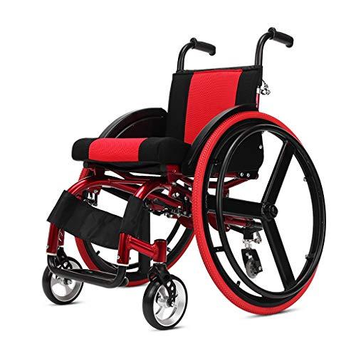 Amazon.com: MLX Wheelchair, Sports Wheelchair Manual ...