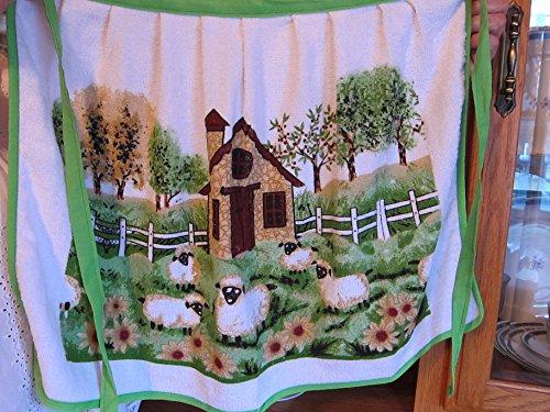 dish towel apron - 4
