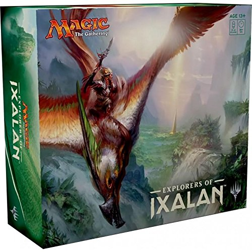 (Magic The Gathering MTG-EO2-EN Explorers of Ixalan Box English Trading Card Game)