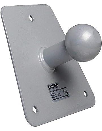 EUFAB 16412 - Soporte de pared para portabicicletas