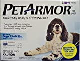 PetArmor for Dogs 23-44 pounds, My Pet Supplies