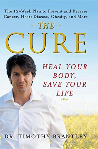The Cure: Heal Your Body, Save Your Life 51aXqrpvmqL