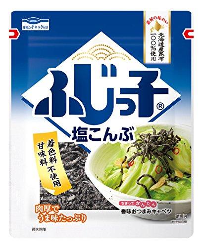 Salt Kelp [Thin Strips of Kombu Cooked in Salt] 30g × 3 by Fujicco