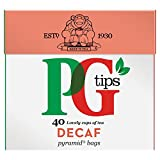 Pg Tips Decaf 40'S