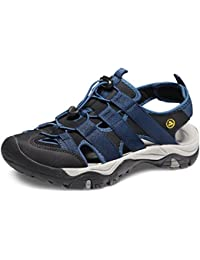 Men s Sports Sandals Trail Outdoor Water Shoes 3Layer Toecap M108 M107 M106 29e3eca9ea