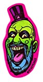 zombie laptop decal - Horror Clown Decal -- For Cars, Laptops, and More! -- Use Inside or Outside -- Sicks To Any Flat Smooth Surface