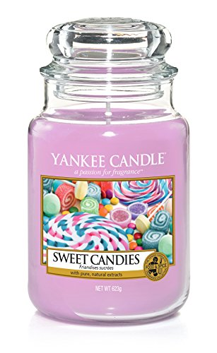 Price comparison product image Yankee Candle Sweet Candies Large Jar