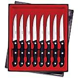 MAXAM 8PC STEAK KNIFE SET