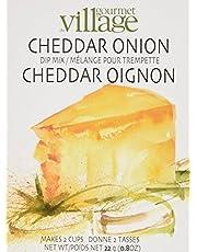 Gourmet du Village Dip Recipe Box Cheddar Onion, 22 Gram
