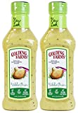 Golding Farms Vidalia Onion Vinaigrette Dressing 16 Oz (Pack of 2)
