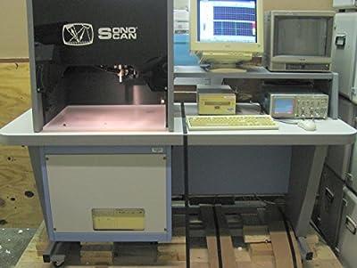 Sonoscan C-Sam Scanning Acoustic Microscope MDL C-SAM 3100