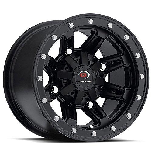 white 14 hubcaps 4 lug - 1