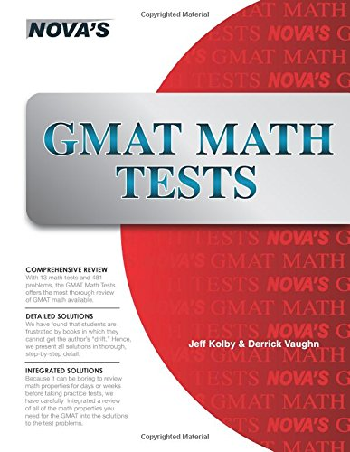 GMAT Math Tests: Thirteen Full-length GMAT Math Tests! ebook