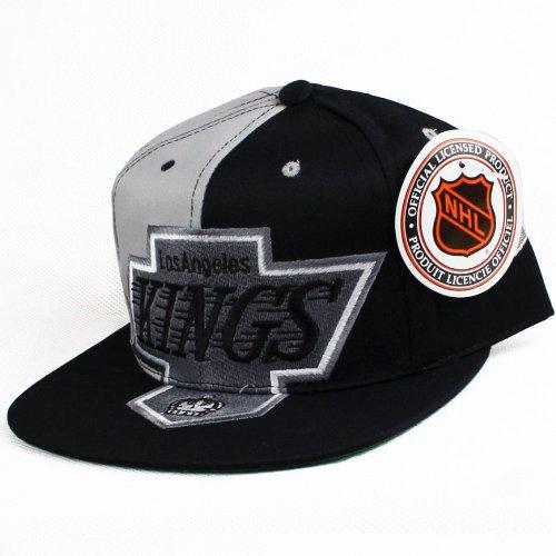 Vintage LA Kings Big Logo Snapback Mütze