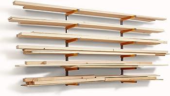 Bora Portamate PBR-001 Wood Storage Organizer Rack