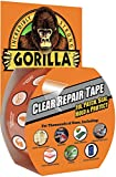 Image of Gorilla Clear Repair Duct Tape, 1.88