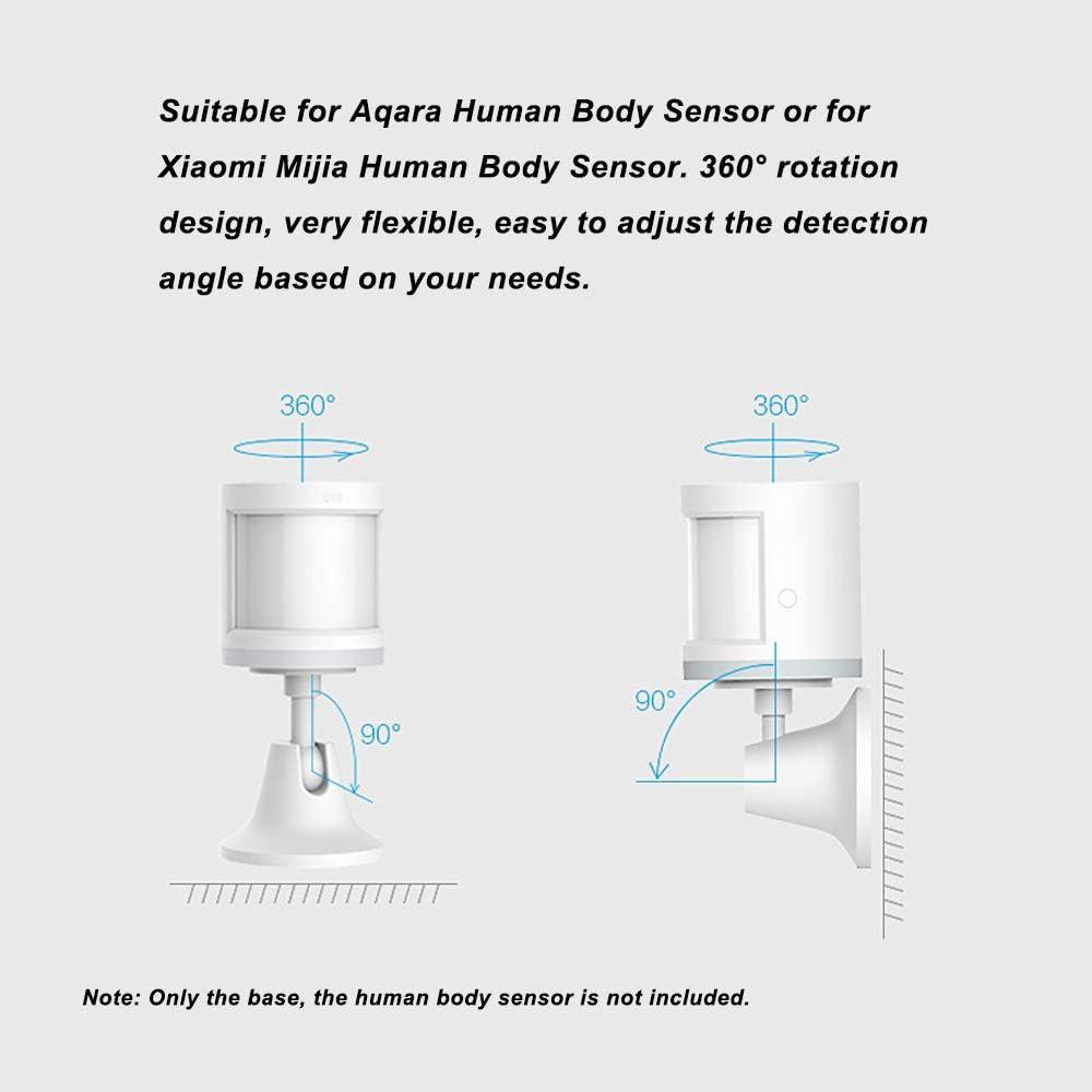 NEW Aqara Smart Sensor Human Body Motion Sensor Base Holder 360° Rotation