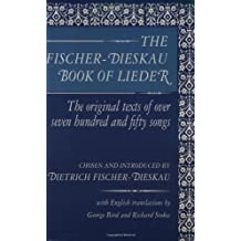 The Fischer-Dieskau Book of Lieder
