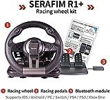 Serafim R1+ Racing Wheel - Gaming Steering Wheel