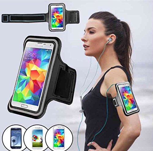 Easierforyou iPhone 6 6s iphone 7 Iphone 8 Armband, Walker Arm Sports Exercise Armband Case Running Pouch Touch Compatible Key Holder Good for Hiking, Biking, Walking