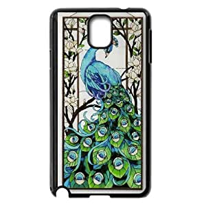 CHENGUOHONG Phone CaseBeautiful Peacock For Samsung Galaxy NOTE4 Case Cover -PATTERN-13