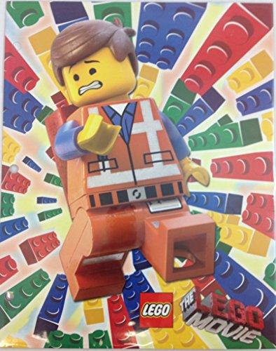 The LEGO Movie: 2-Pocket Portfolio Folder: (2 Folder Games)