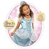 Disney Princess Cinderella Dress Costume, Sing