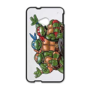 Teenage Mutant Ninja Turtles Cell Phone Case for HTC One M7