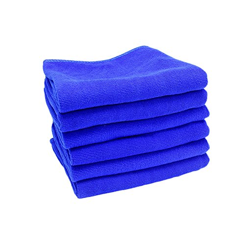 topbeu 5pcs car microfiber cleaning towel car washing drying clean cloth towel wet dry vacuums. Black Bedroom Furniture Sets. Home Design Ideas