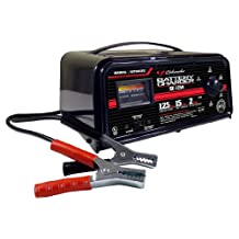 Schumacher SE-125A 2/15/125 Amp Automatic / Manual Battery Charger with Engine Start