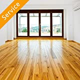 Hardwood Floor Refinishing - 4 Rooms