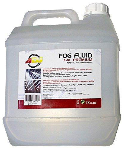 ADJ Products F4L PREMIUM,ADJ FOG JUICE 4L, 4 ( ()