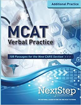 MCAT Verbal Practice: 108 Passages for the new CARS Section: Bryan ...