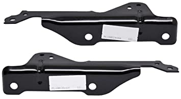 Parts N Go 2015-2016 Chevy Silverado 2500 HD Hood Hinge Passenger /& Driver Side Right//Left Hand RH Sierra GM1236164 22914274