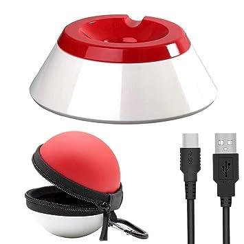 Mumuj - Cargador para Nintendo Switch Poke Ball Typ-C con ...