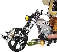 Tortugas Ninja - Movie 2 Rocksteady con helicóptero (Giochi ...