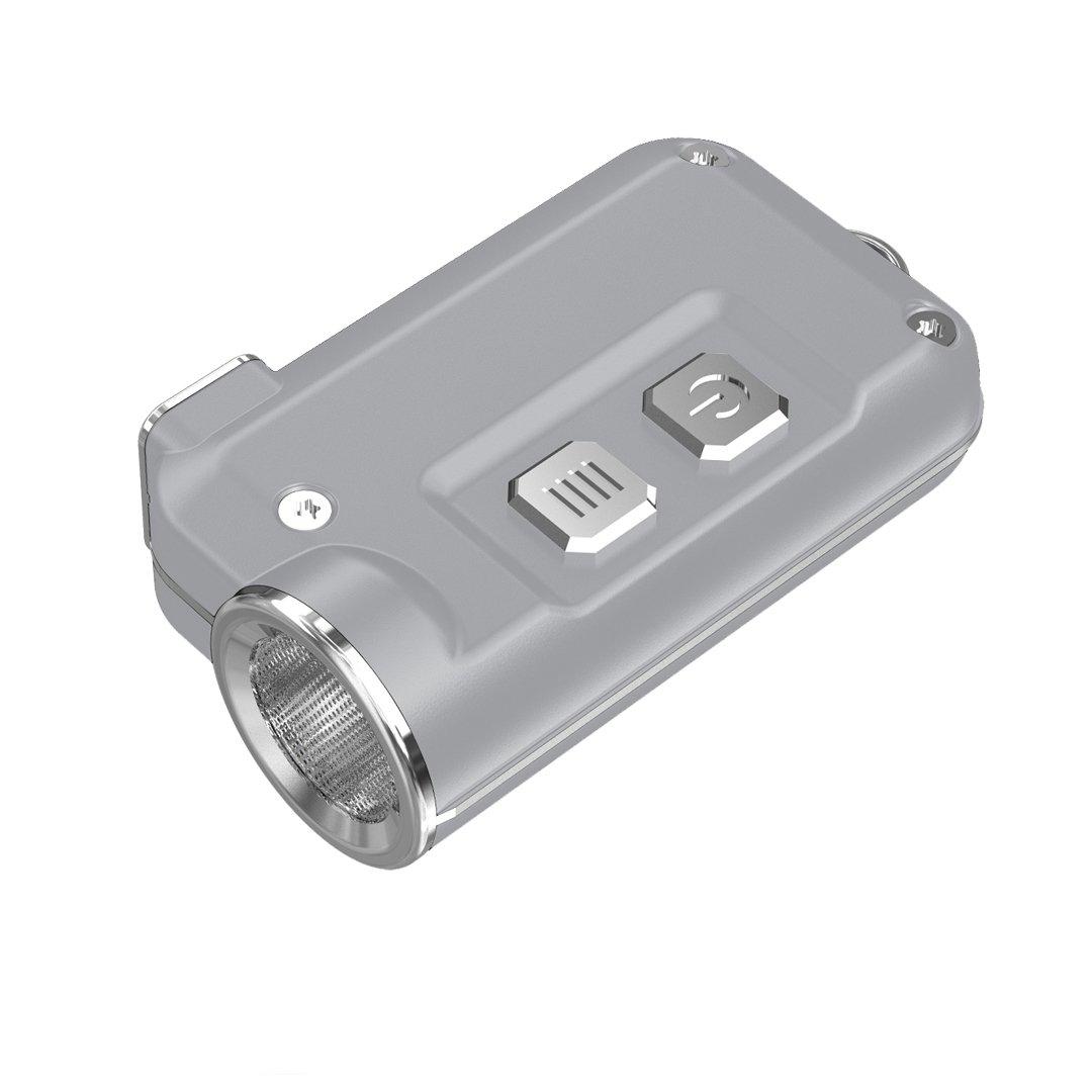 Linternas : NITECORE TINI 380 Lm Super Small USB Plate