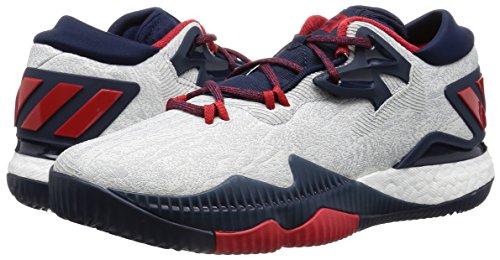 Lo Azul Hombre adidas Boost Crazylight Basket 1ETRAT