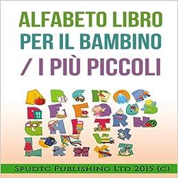 Alfabeto Libro Per Il Bambino / I Più Piccoli