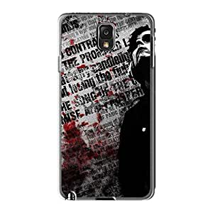 Samsung Galaxy Note3 Txh17270mUIU Customized High-definition Green Day Band Pattern Great Cell-phone Hard Cover -JonBradica