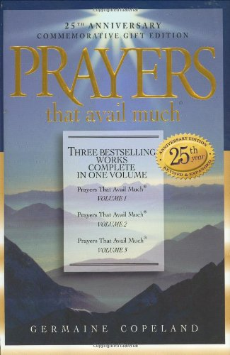 Prayers That Avail Much, 25th Anniversary Commemorative Gift - Mall Roads Stores West