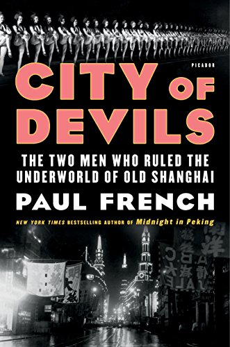 Amazon city of devils the two men who ruled the underworld of city of devils the two men who ruled the underworld of old shanghai by fandeluxe Image collections